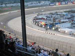 Turn 4 -- Nationwide Race