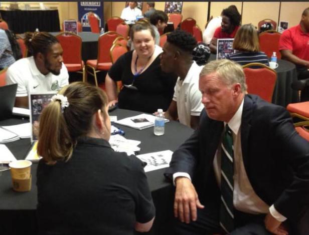 Interviewing Coach Lambert Charlotte