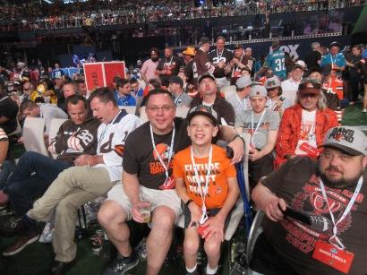 Day 2 NFL DraftApr 28 094