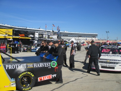 Xfinity _Trucks Garage RS 011