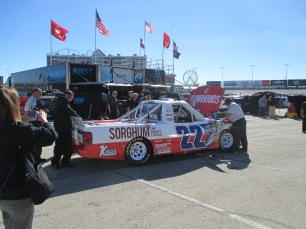 Xfinity _Trucks Garage RS 026
