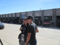 with Daniel Hemric