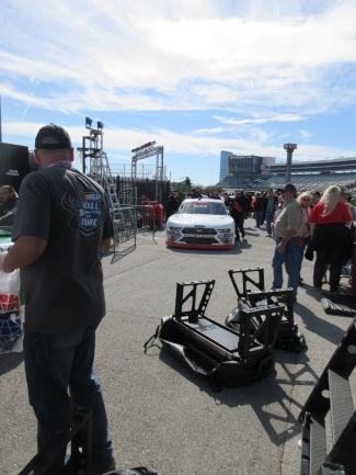 Xfinity Garage Pre-Race and Race Nov 2018 013