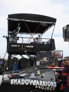 Xfinity Garage Pre-Race and Race Nov 2018 057