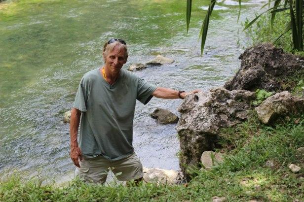 Greg in Jamaica