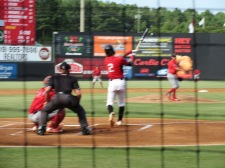 CarolinaMudCats and SalemRedSox 8_10_19 003