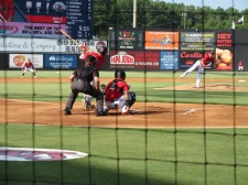 CarolinaMudCats and SalemRedSox 8_10_19 004