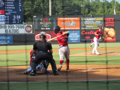 CarolinaMudCats and SalemRedSox 8_10_19 005