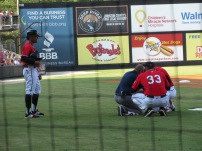 CarolinaMudCats and SalemRedSox 8_10_19 008