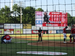 CarolinaMudCats and SalemRedSox 8_10_19 009
