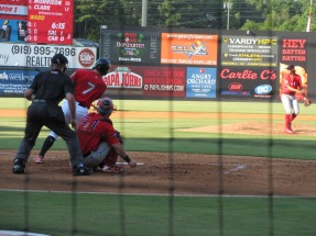 CarolinaMudCats and SalemRedSox 8_10_19 010