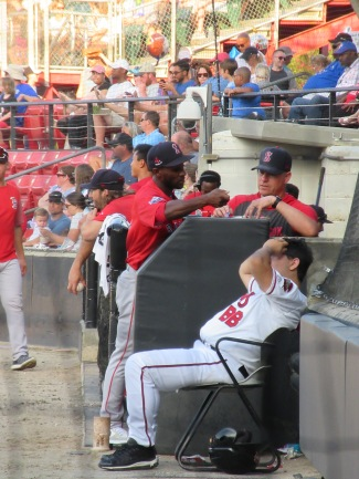 CarolinaMudCats and SalemRedSox 8_10_19 012