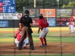 CarolinaMudCats and SalemRedSox 8_10_19 015
