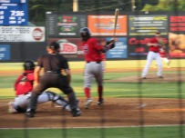 CarolinaMudCats and SalemRedSox 8_10_19 016