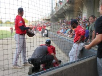 CarolinaMudCats and SalemRedSox 8_10_19 020
