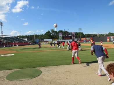 CarolinaMudCats and SalemRedSox 8_11_19CS 027