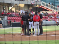 CarolinaMudCats and SalemRedSox 8_9_19 011