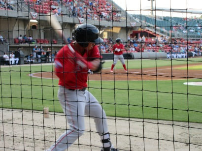 CarolinaMudCats and SalemRedSox 8_9_19 016