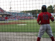 CarolinaMudCats and SalemRedSox 8_9_19 021
