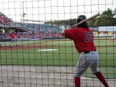 CarolinaMudCats and SalemRedSox 8_9_19 022