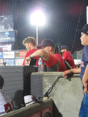 CarolinaMudCats and SalemRedSox 8_9_19 026