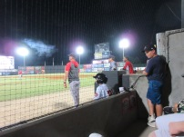 CarolinaMudCats and SalemRedSox 8_9_19 031