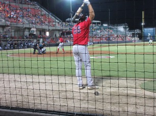 CarolinaMudCats and SalemRedSox 8_9_19 033