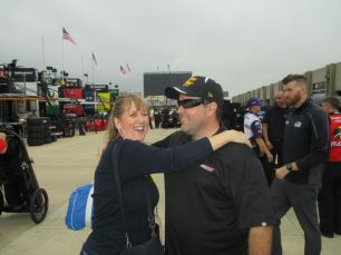 NASCAR X Garage and Practice Nov